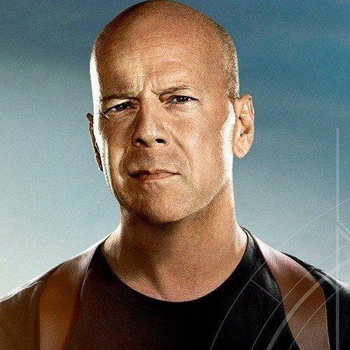 G.I. Joe Retaliation International Poster with Bruce Willis as Joe Colton