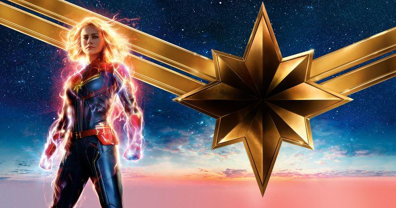 Captain Marvel Toy Leak Confirms Another Secret Character