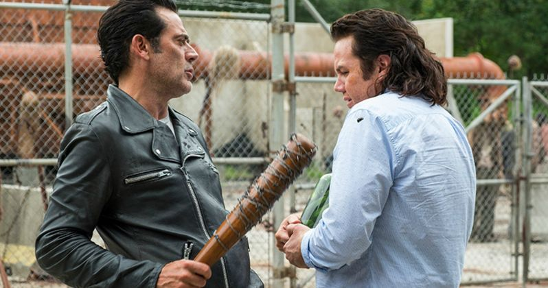 Walking Dead Season 7, Episode 11 Preview Has Negan on the Hunt