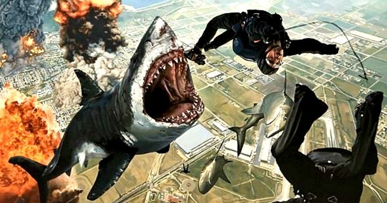 Sharknado 3 Will Debut on Syfy in 2015