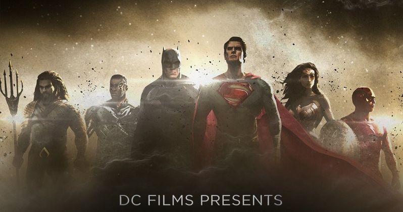 Justice League Concept Art Reveals Flash and Cyborg