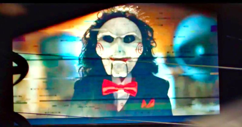 Jigsaw Trailer: The Saw Legacy Continues