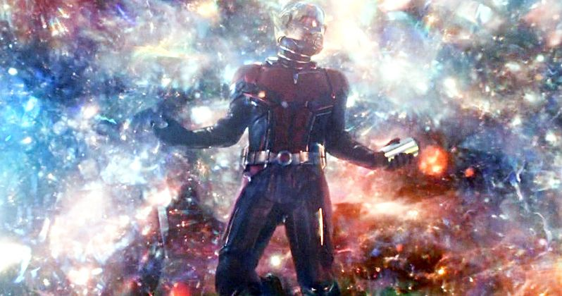 Quantum Realm Secrets Revealed, May Hold Key to Avengers: Endgame