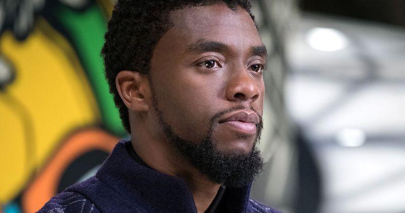Chadwick Boseman Takes on Spike Lee's Da 5 Bloods at Netflix