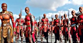 Warriors of Wakanda Rise Up in Extended Black Panther Preview