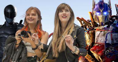 Transformers, G.I. Joe & Jem Movie Crossover Possible?