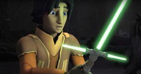 Star Wars Rebels Season 2 Trailer Hints at Force Awakens Connection
