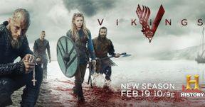 Vikings Season 3 Trailer: Ragnar Journeys to Paris
