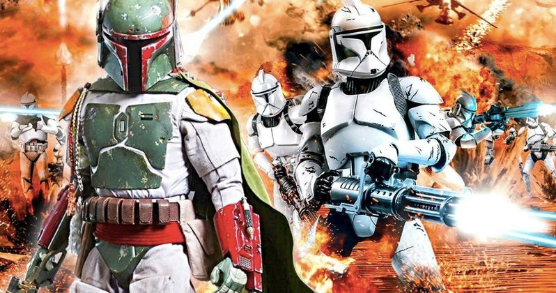 Star Wars 9 Fan Theory Thinks Boba Fett and the Clone Army Will Return