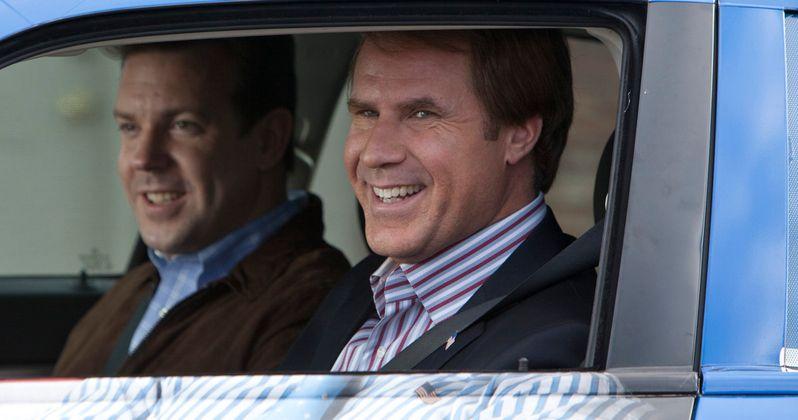 Will Ferrell Hospitalized Following Car Crash, Is in Good Spirits