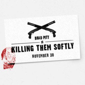 Three Killing Them Softly Mondo Posters