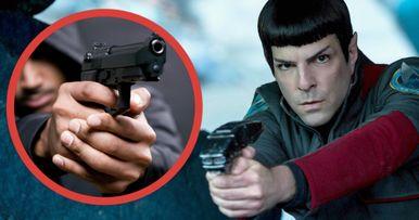 Man Pulls Gun on Kid in Movie Theater for Kicking His Seat