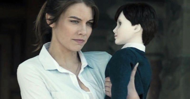 The Boy Trailer Gets Creepy with Walking Dead Star Lauren Cohan