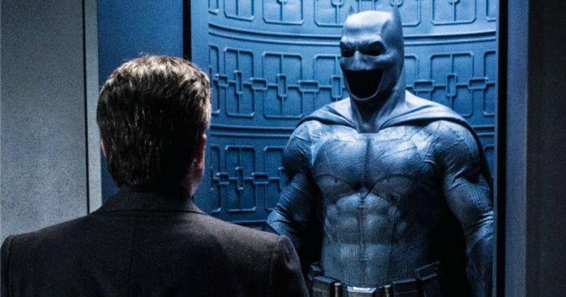 Batman v Superman Photo Has Bruce Wayne Ready to Suit Up