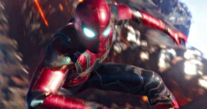 Iron Spider, Illuminati & More Revealed in Avengers 3 Trailer Images
