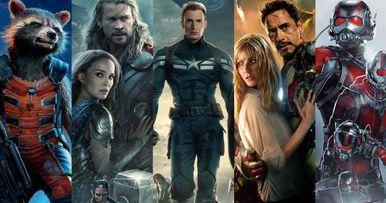 Marvel Phase 2 Featurette Explores the MCU's Past & Present