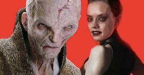 Daisy Ridley Drops Snoke Spoilers Just Weeks Before Last Jedi Release