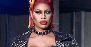 Laverne Cox as Frank-N-Furter Revealed in Rocky Horror TV Remake
