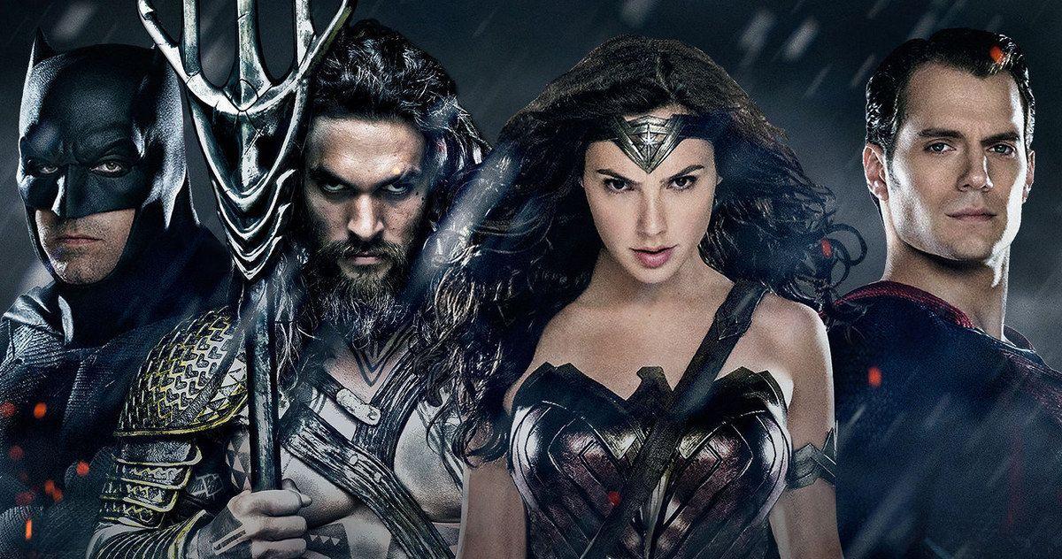 Justice League Characters Confirmed for Batman v Superman