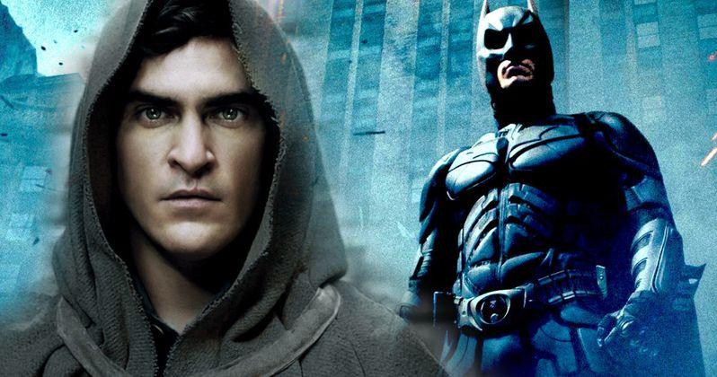 Darren Aronofsky Wanted Joaquin Phoenix as Batman in Year One