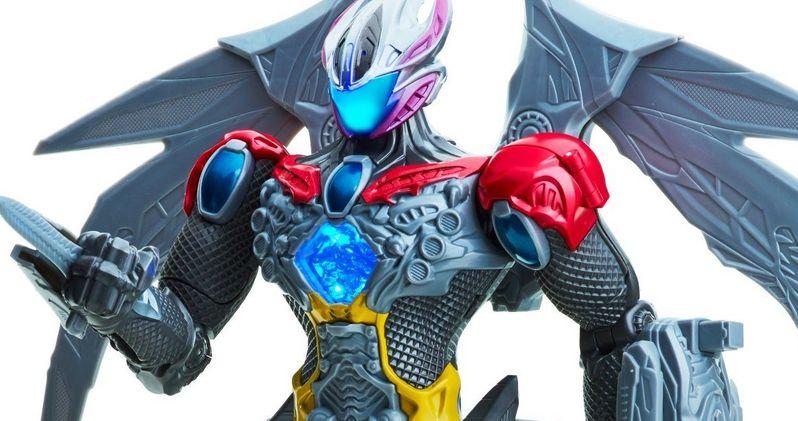 Power Rangers Movie Megazord Toy Unveiled