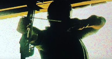 Rambo's Iconic Bow and Arrow Return in Latest Last Blood Photo