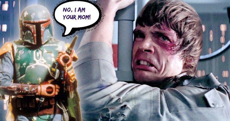Mark Hamill Wanted Boba Fett to Be Luke's Mom in Return of the Jedi