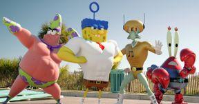 Spongebob Movie: Sponge Out of Water Comic-Con 2014 Panel Video