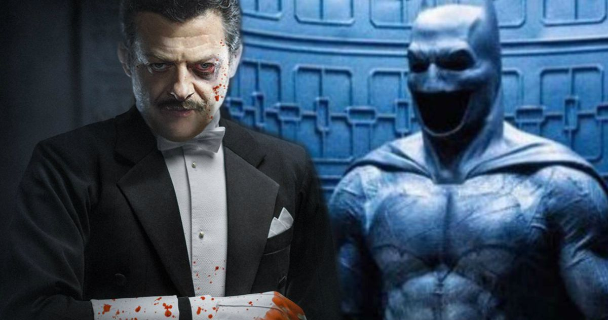 Andy Serkis Confirmed as Alfred Pennyworth in The Batman