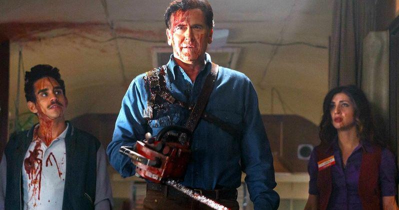 Ash Vs. Evil Dead May Lead to More Evil Dead Movies