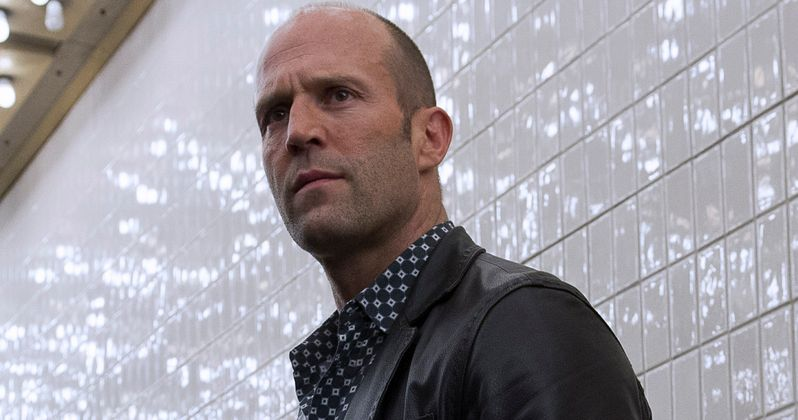 First Look at Jason Statham in Wild Card