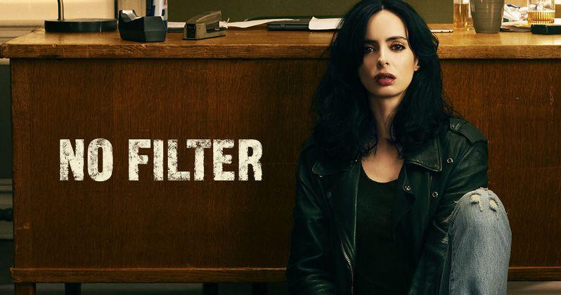 Jessica Jones Season 2 Trailer Turns a Superhero Into a Monster