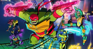 Rise of the Teenage Mutant Ninja Turtles Comes to DVD in March
