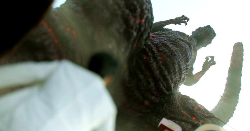 Insane Godzilla Ride Gets a Jaw-Dropping Trailer