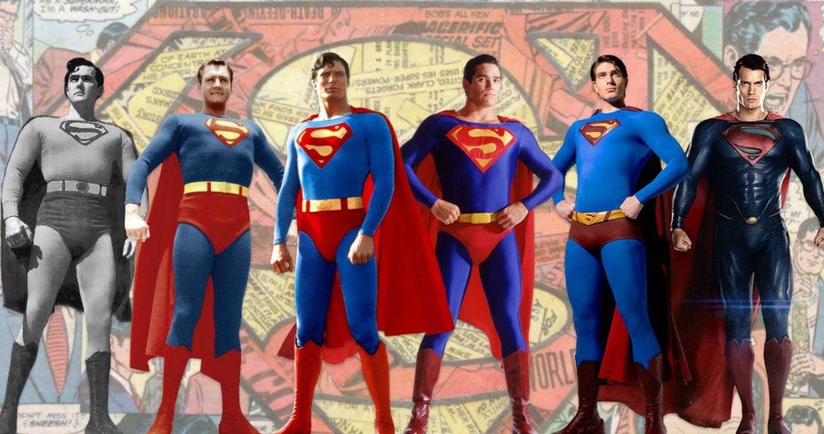Superman Is America's Favorite Superhero According to Recent Poll