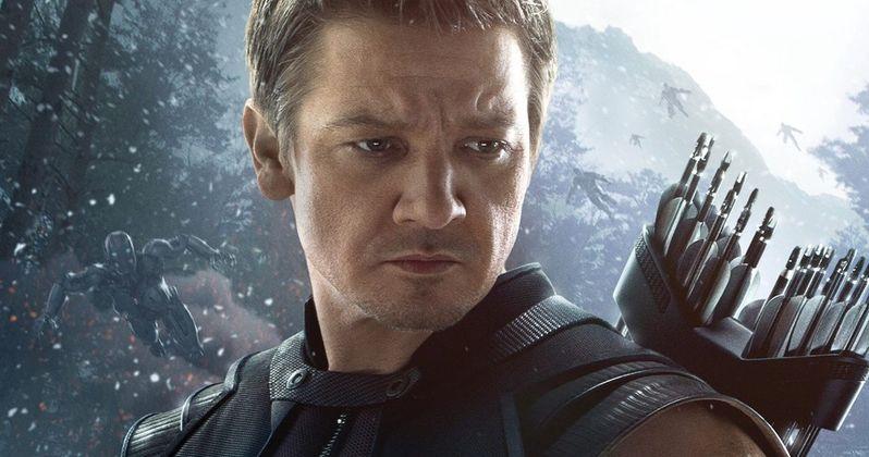 Captain America 3: Hawkeye Confirmed for Civil War?