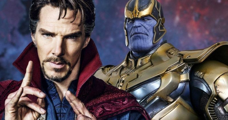 Cumberbatch Hypes Infinity War as the Greatest Marvel Movie Ever