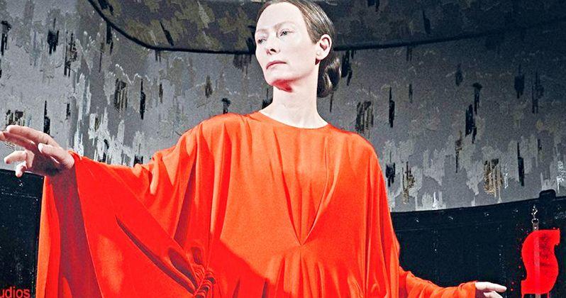 Tilda Swinton Is the Mysterious Madame Blanc in New Suspiria Image