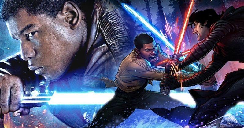 Will Finn Wield a Lightsaber Again in Star Wars 9?