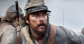 Free State of Jones Photo Has Matthew McConaughey at War