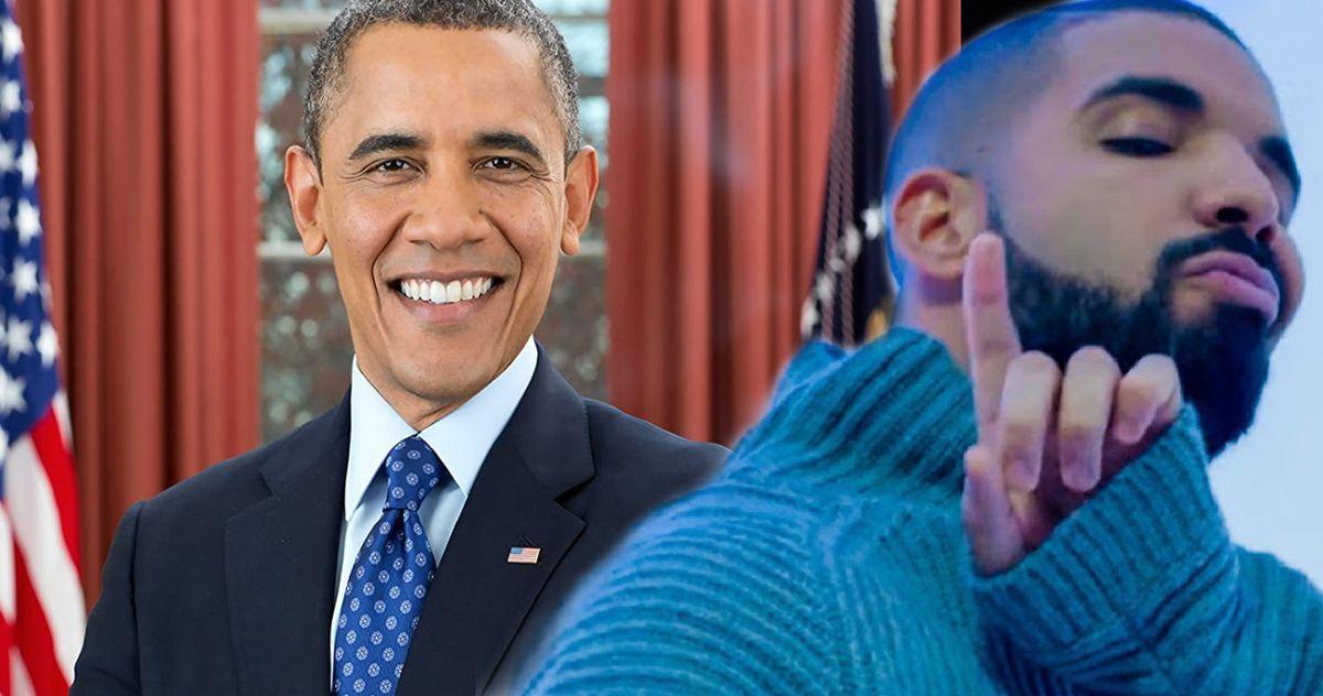 Drake Gets Obama's Stamp of Approval for Barack Biopic