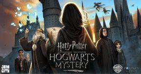 New Harry Potter Mobile Game Trailer Unlocks a Hogwarts Mystery