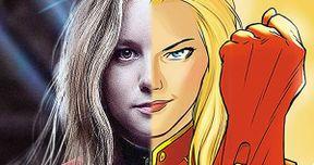 Captain Marvel Writer Had a Blast Crafting a Kick-Ass Carol Danvers