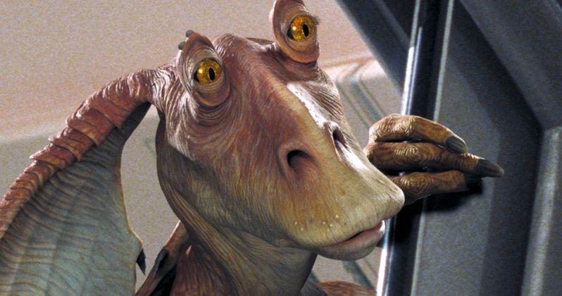 Jar Jar Binks Actor Will Never Return to Star Wars