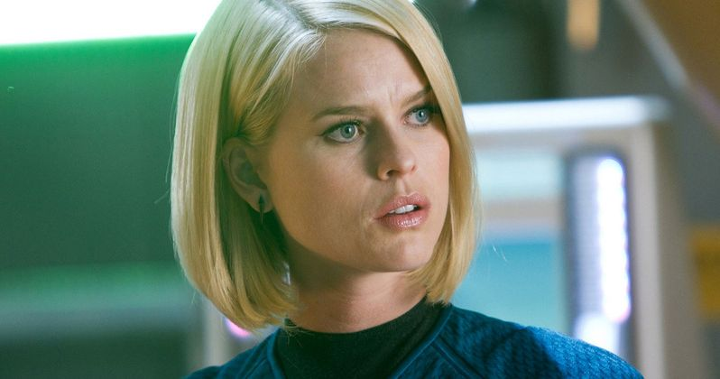 Carol Marcus' Absence in Star Trek Beyond Explained by Simon Pegg
