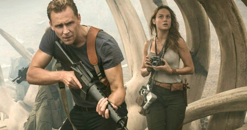 New Giant Monster Unleashed in Latest Kong: Skull Island Footage