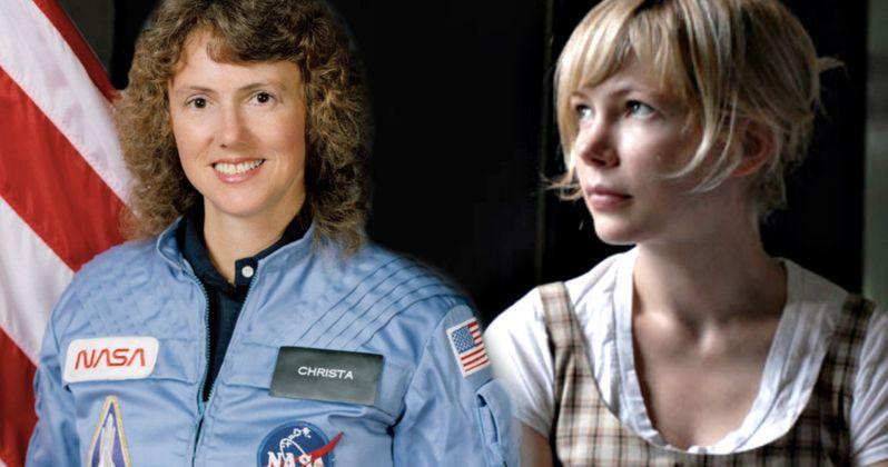 Michelle Williams Is Astronaut Christa McAuliffe in NASA Challenger Disaster Movie