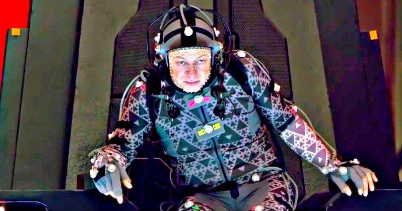 Watch Andy Serkis as Pre-CGI Snoke in Mesmerizing Last Jedi Video