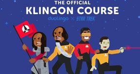 Duolingo Is Now Teaching Star Trek's Klingon Language