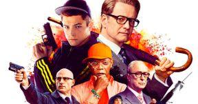Kingsman: The Secret Service Super Bowl Trailer